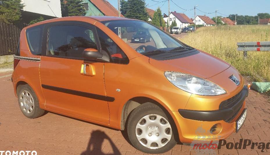 2015 07 09 13 10 06 Peugeot 1007 Peugeot 1007 Benzyna 1.4 75 KM OTOMOTO Hity Allegro #2