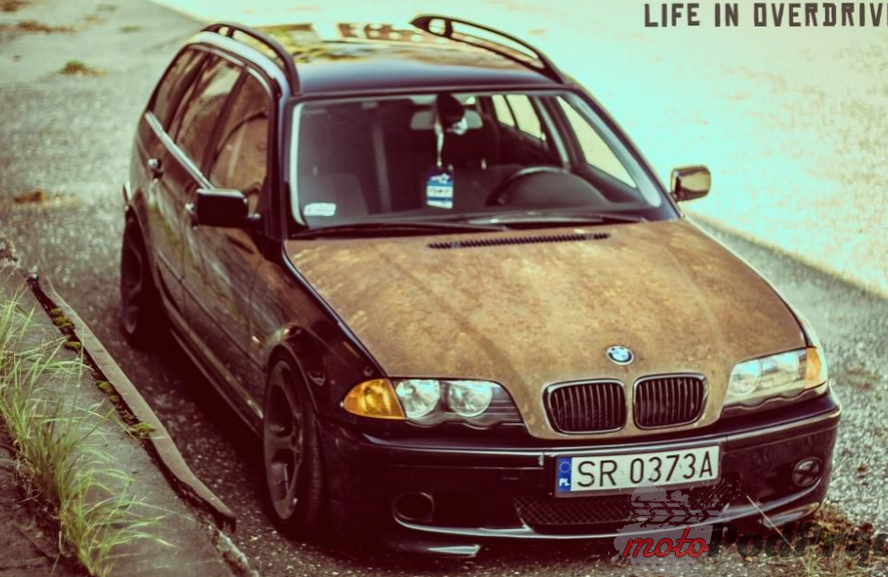 2015 07 09 13 28 58 BMW Seria 3 BMW E46 3.0d kombi OTOMOTO Hity Allegro #2