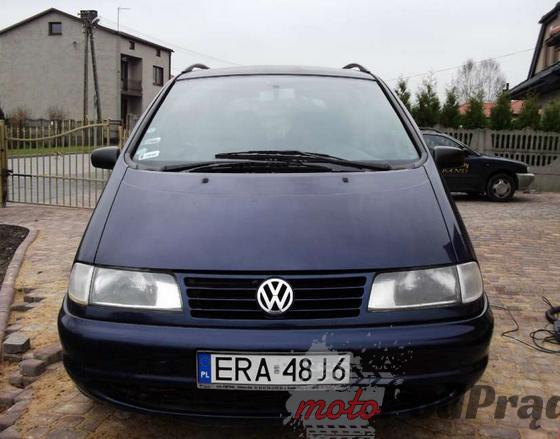 2015 07 16 14 25 51 Volkswagen Sharan klimatyzacja 7 foteli OTOMOTO Hity Allegro #3
