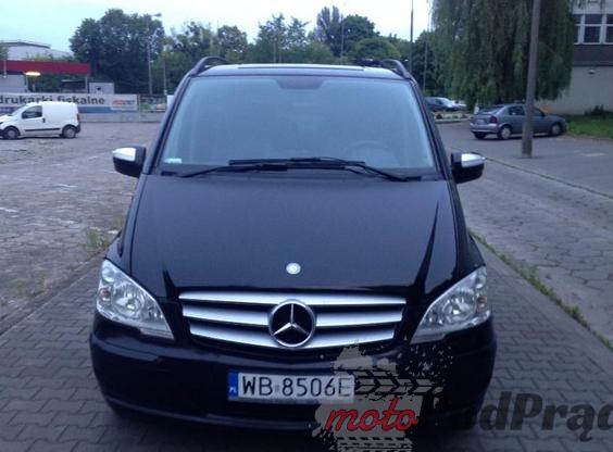 2015 07 16 14 26 03 Mercedes Benz Viano Mercedes Benz Viano 3.0 CDI V6 OTOMOTO Hity Allegro #3
