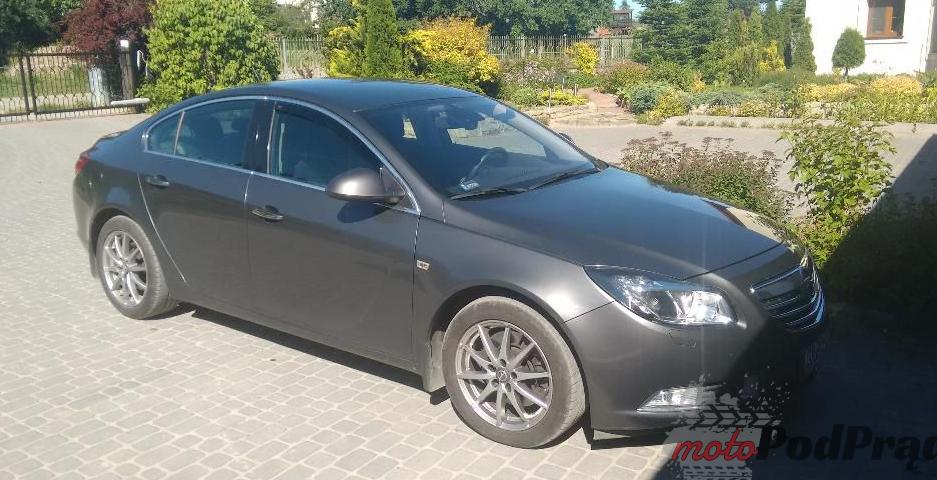 2015 07 16 14 48 23 Opel Insignia V6 28 260KM benzyna gaz OTOMOTO Hity Allegro #3