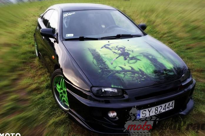 2015 07 16 14 55 06 Mazda 323F 2.0 V6 Jedyna w swoim rodzaju OTOMOTO Hity Allegro #3