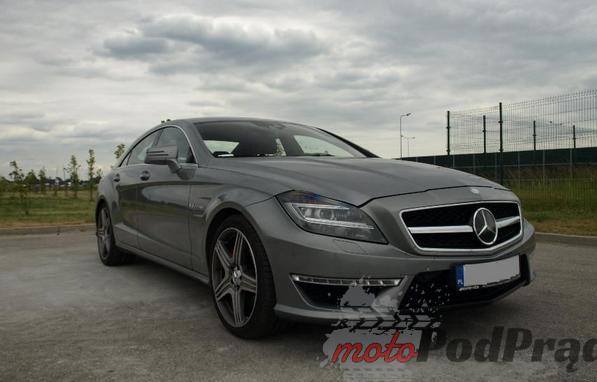 2015 07 23 11 30 18 Mercedes Benz CLS Klasa 63 AMG Kupiony w PL FVAT 557KM Bezwypadkowy OKAZJA  Hity Allegro #4
