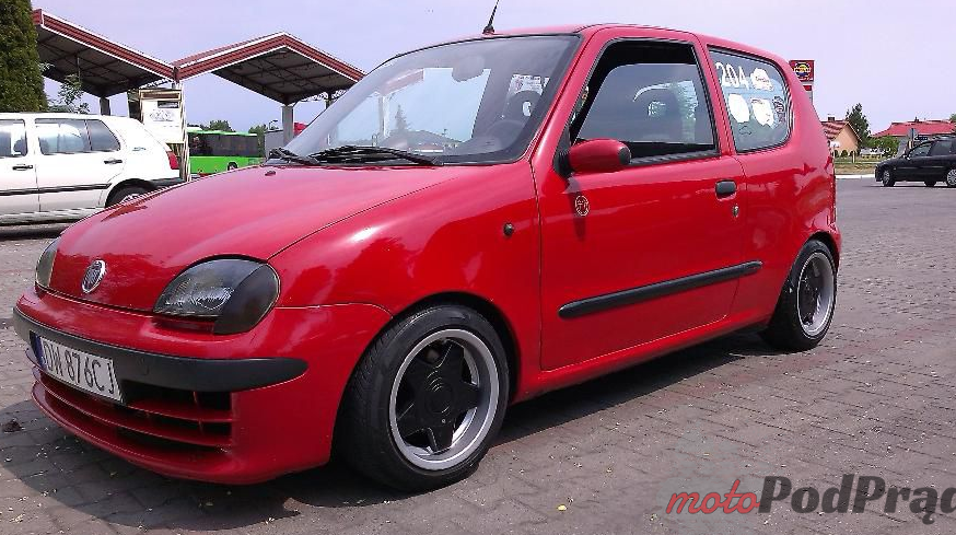 2015 07 23 11 35 01 Fiat Seicento Sporting 1.2 16V OTOMOTO Hity Allegro #4