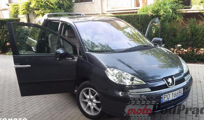 2015 08 18 16 35 11 Peugeot 807 Salon Polska bezwypadek OTOMOTO Hity Allegro #6