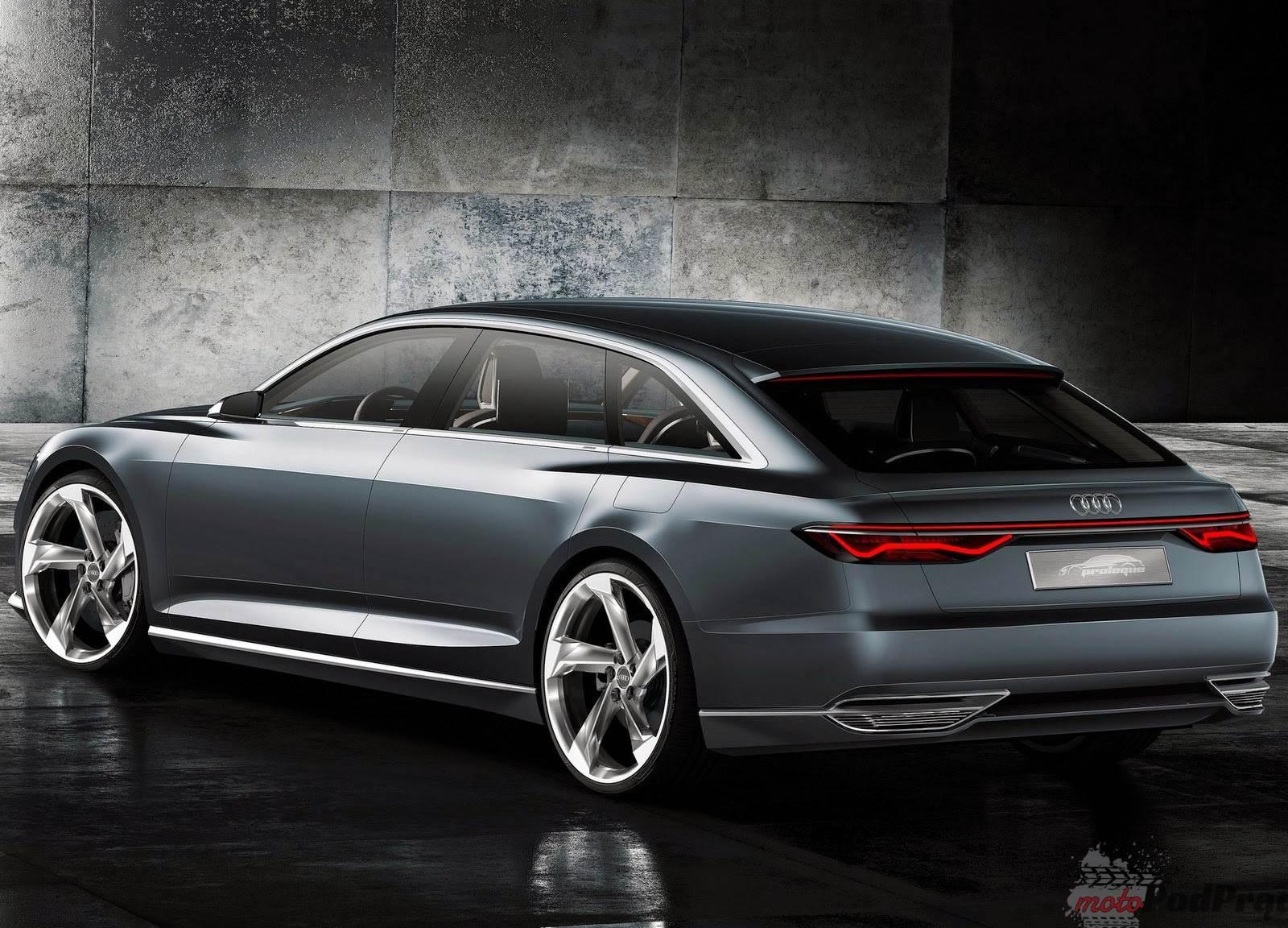 2015 Audi Prologue Avant Concept 2 Prototyp Audi A9? I to jeszcze w kombi?