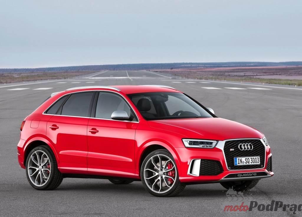 2015 Audi RSQ3 1024x736 Audi Q3/RSQ3 przeszło facelifting?