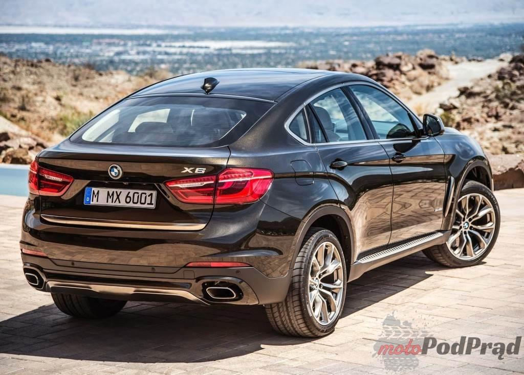 2015 BMW X6 2 1024x734 BMW X6 drugiej generacji ujrzało światło dzienne