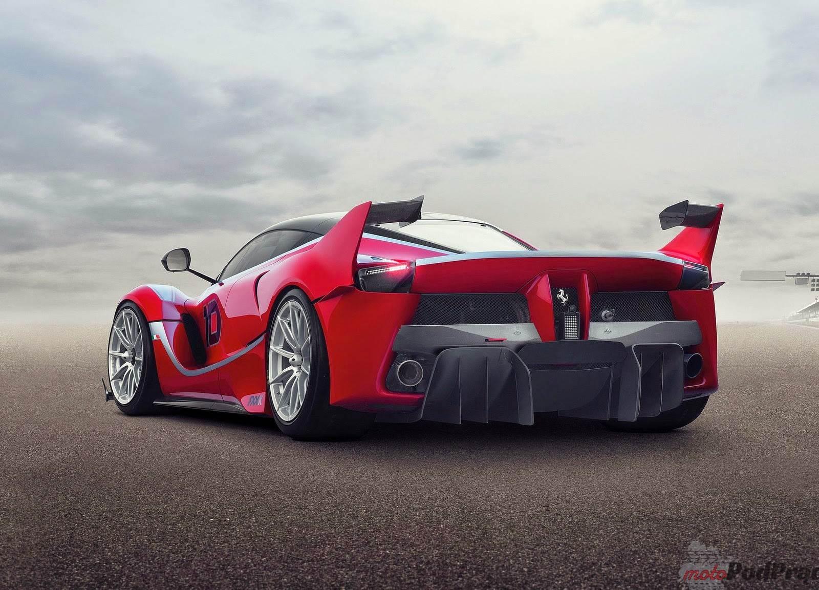 2015 Ferrari FXX K 2 Ferrafi FXX K   bo tysiąc KM to mało