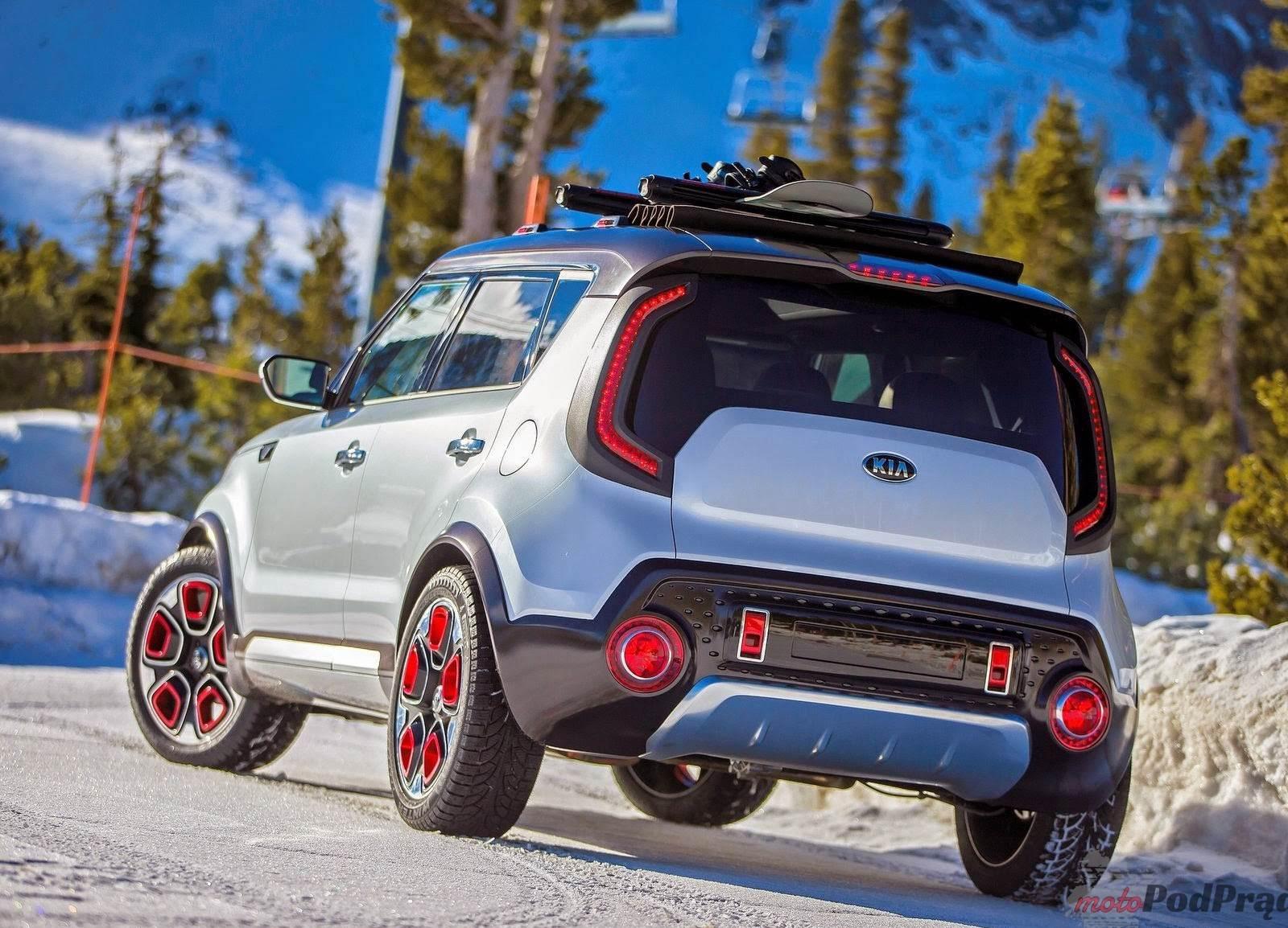 2015 Kia Trailster Concept 2 Kia Trailster Concept   terenowy Soul?