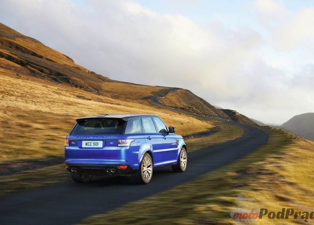 2015 Land Rover Range Rover Sport SVR 2 1024x734 Land Rover Range Rover Sport SVR   najszybszy SUV na zielonej pętli