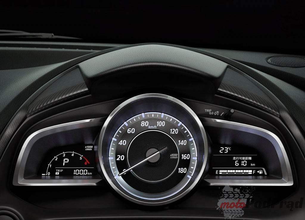 2015 Mazda 2 3 1024x738 Mazda 2   szykuje się silny gracz klasy B