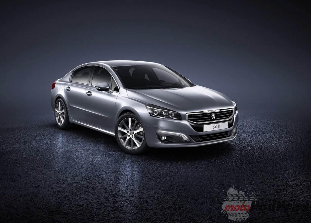 2015 Peugeot 508 1024x735 Peugeot 508/508 SW/508 RXH