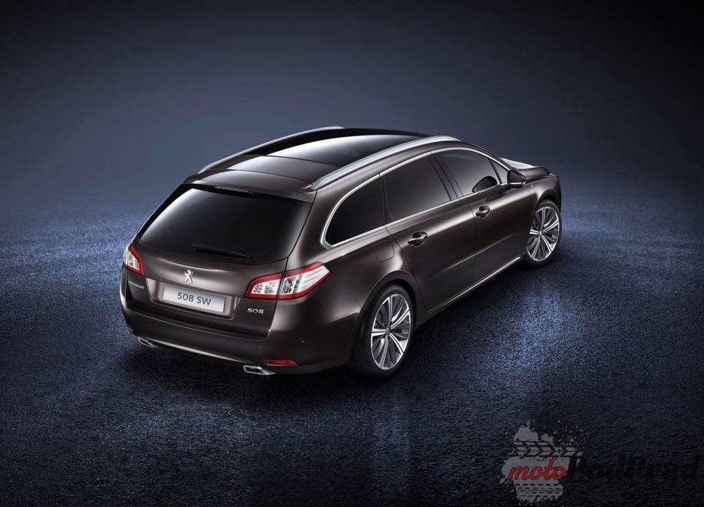 2015 Peugeot 508 SW 2 1024x737 Peugeot 508/508 SW/508 RXH