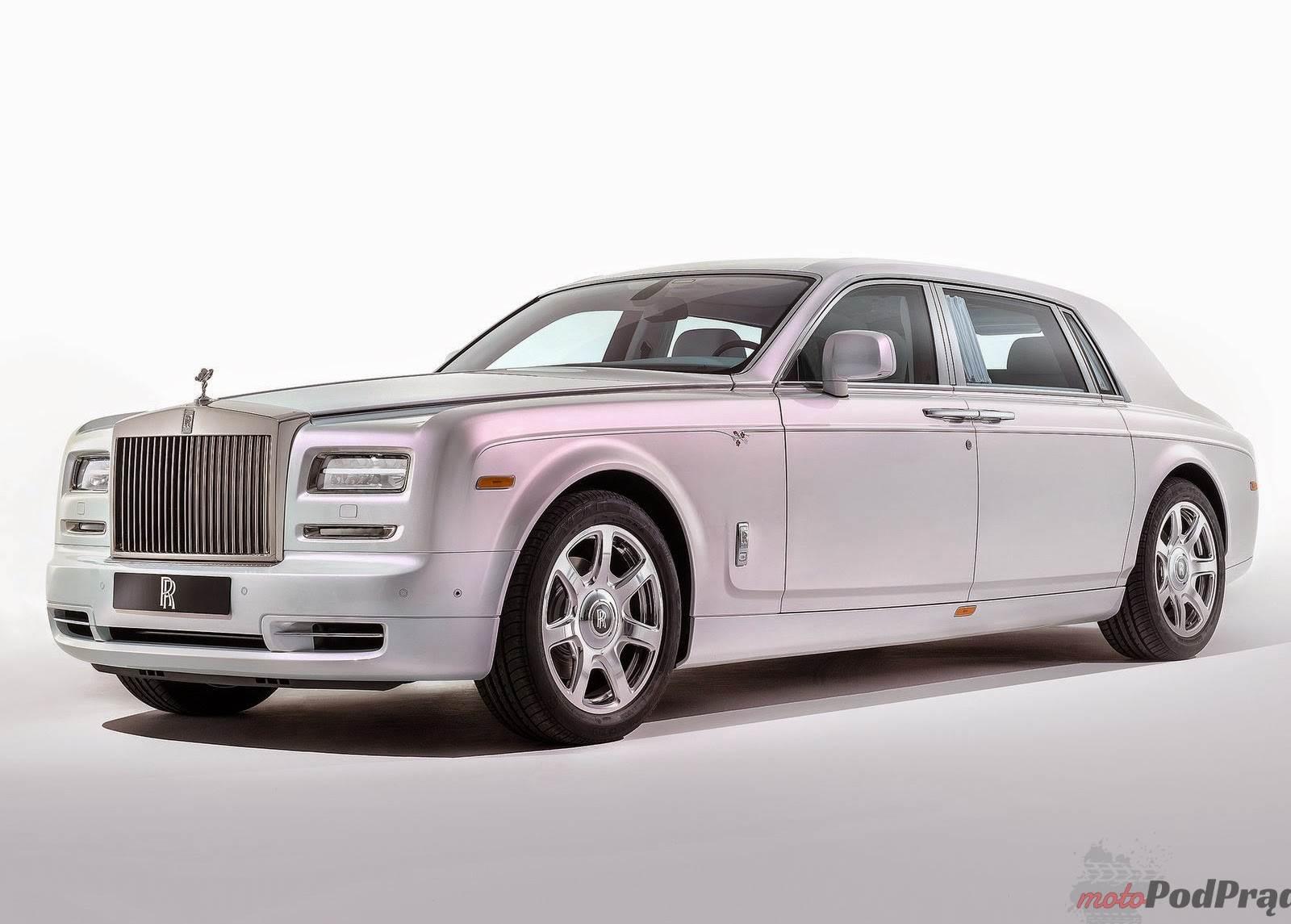 2015 Rolls Royce Phantom Serenity [Genewa 2015] Rolls Royce Phantom Serenity   spokój przede wszystkim