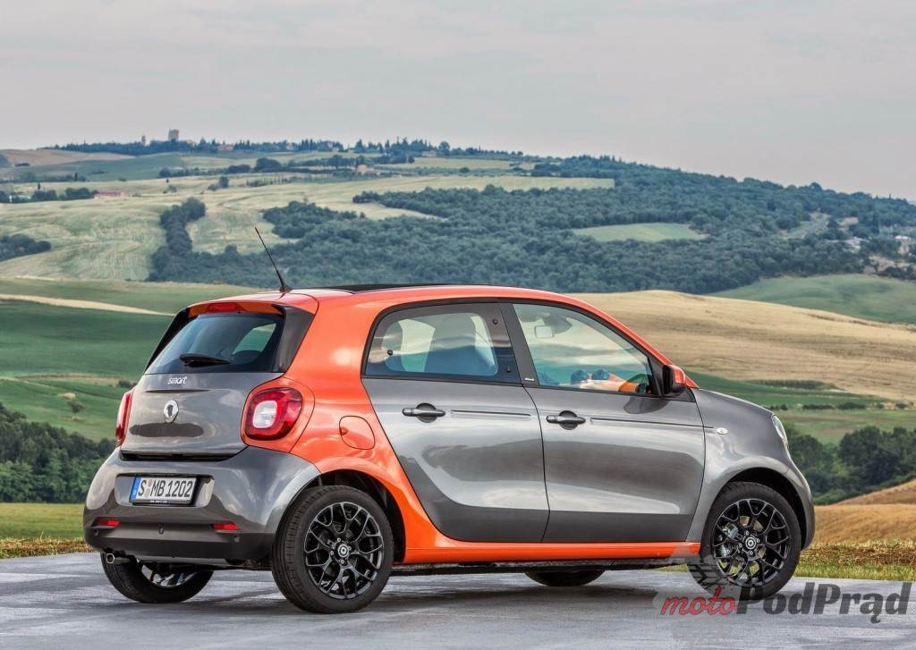 2015 Smart forfour (2)