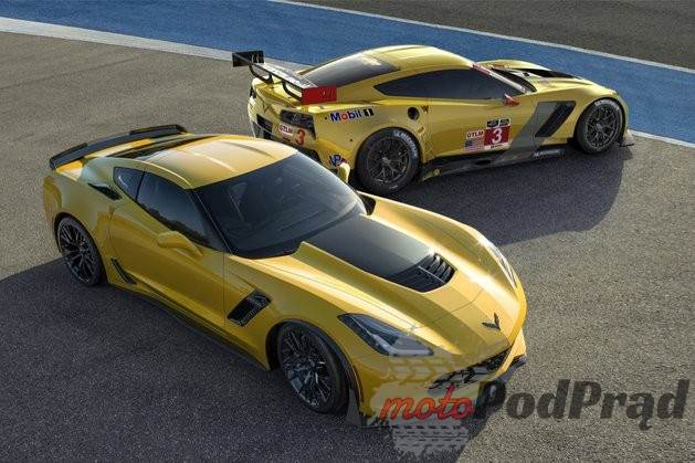 2015 chevy corvette z06  Corvette Stingray powalczy o podium