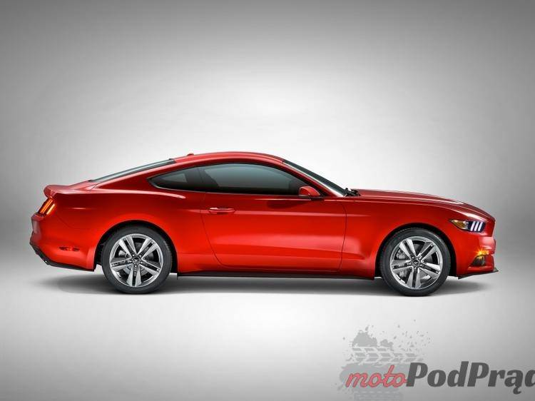 %name Ford Mustang wjeżdża na salony!