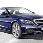 2015 mercedes benz c class coupe 2 150x150 Przegląd przyszłych Mercedesów, Audi, BMW...