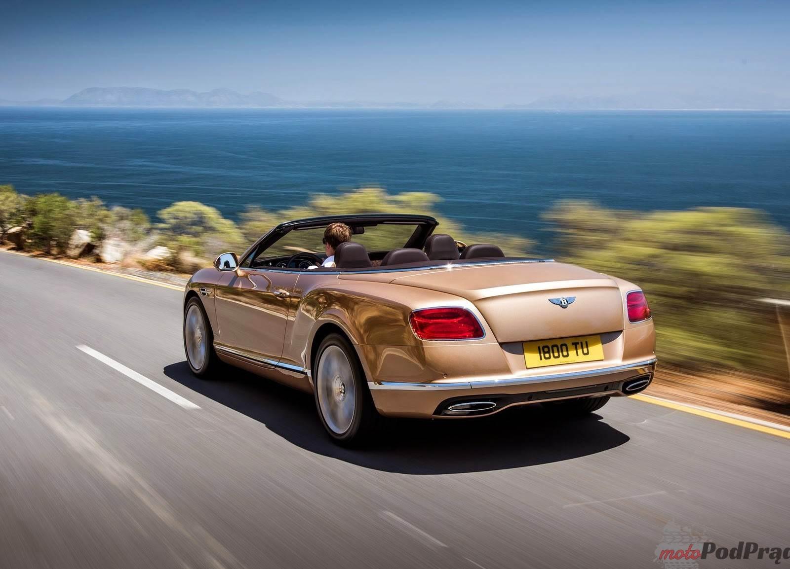 2016 Bentley Continental GT Convertible 2 [Genewa 2015] Bentley Continental GT czy Continental GT Convertible ?