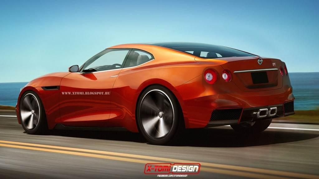 2016 Nissan GT R 2 1024x575 Nissan GT R R36 – 800 koni pod maską