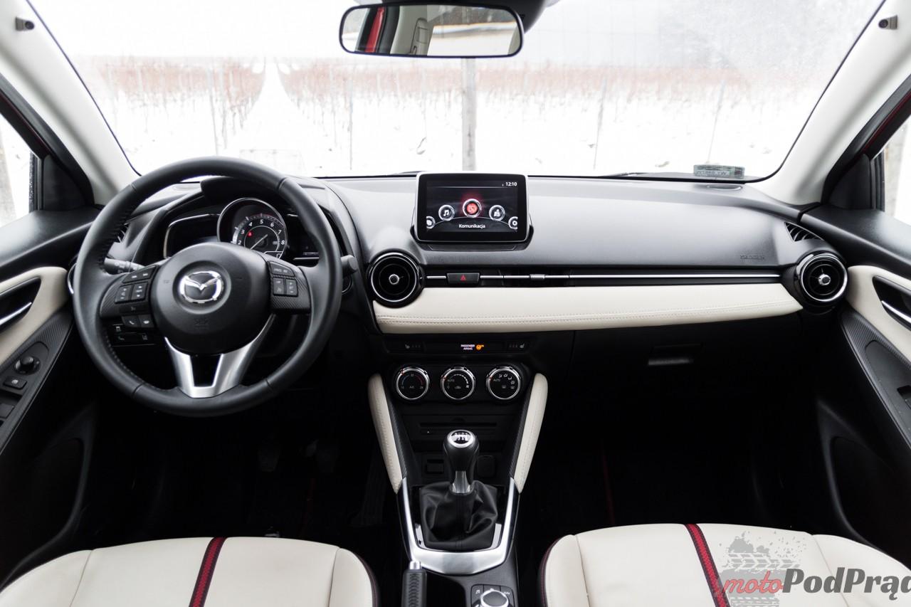 IMG 0898 Test: Mazda 2 1.5 SKYACTIV G 115 KM   inna niż reszta