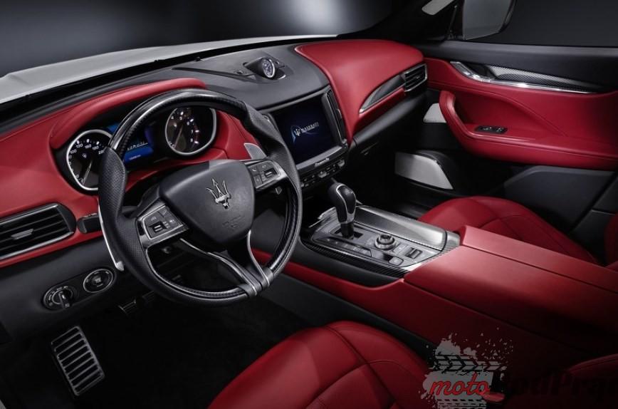 Maserati Levante 2 Maserati pokazało światu SUVa   Levante