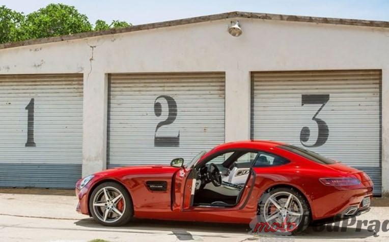 Mercedes AMG GTR 2 600 KM w Mercedesie AMG GT R