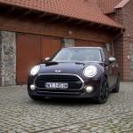 Mini 29 150x150 Test: Mini Clubman Cooper D   badanie zawartości Mini w Mini