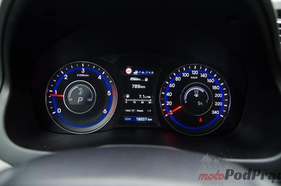 hyundaii40 15 Test: Hyundai i40 1.7 CRDI Prestige   wykonanie premium, osiągi...