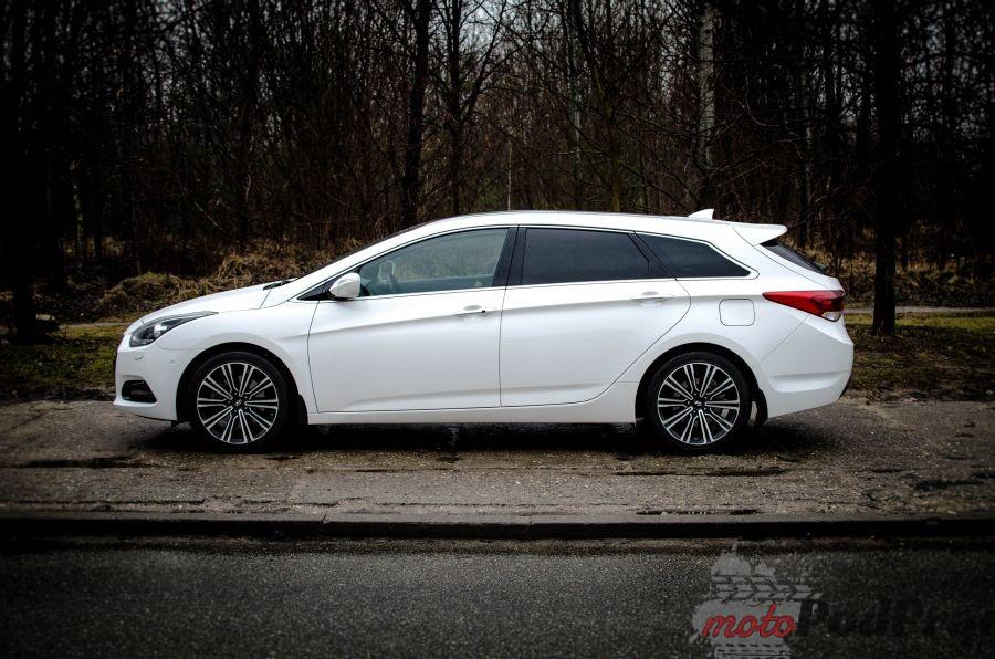 hyundaii40 34 Test: Hyundai i40 1.7 CRDI Prestige   wykonanie premium, osiągi...