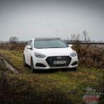 hyundaii40 4 150x150 Test: Hyundai i40 1.7 CRDI Prestige   wykonanie premium, osiągi...