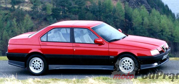 164 5 najfajniejszych modeli Alfy Romeo z lat 90.