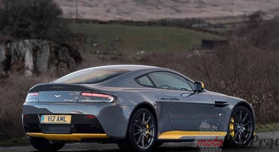 Aston Martin Vantage S 2 Będzie manual w Aston Martin V12 Vantage S!