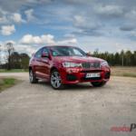BMW X4 35d 1 150x150 Test: BMW X4 35d xDrive   ciężki do zaszufladkowania