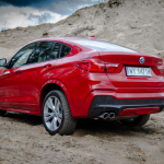 BMW X4 35d 17 150x150 Test: BMW X4 35d xDrive   ciężki do zaszufladkowania