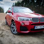 BMW X4 35d 18 150x150 Test: BMW X4 35d xDrive   ciężki do zaszufladkowania