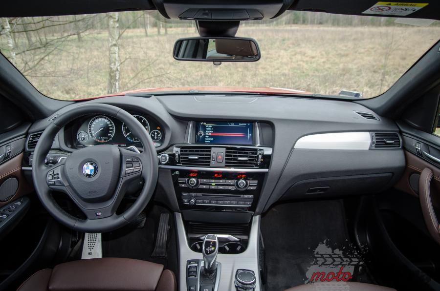 BMW X4 35d 25 Test: BMW X4 35d xDrive   ciężki do zaszufladkowania