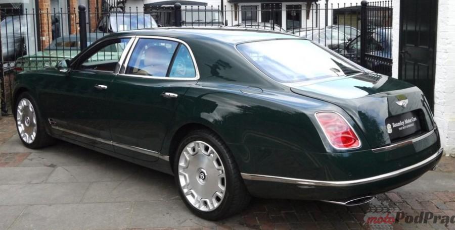 Bentley królowe (2)