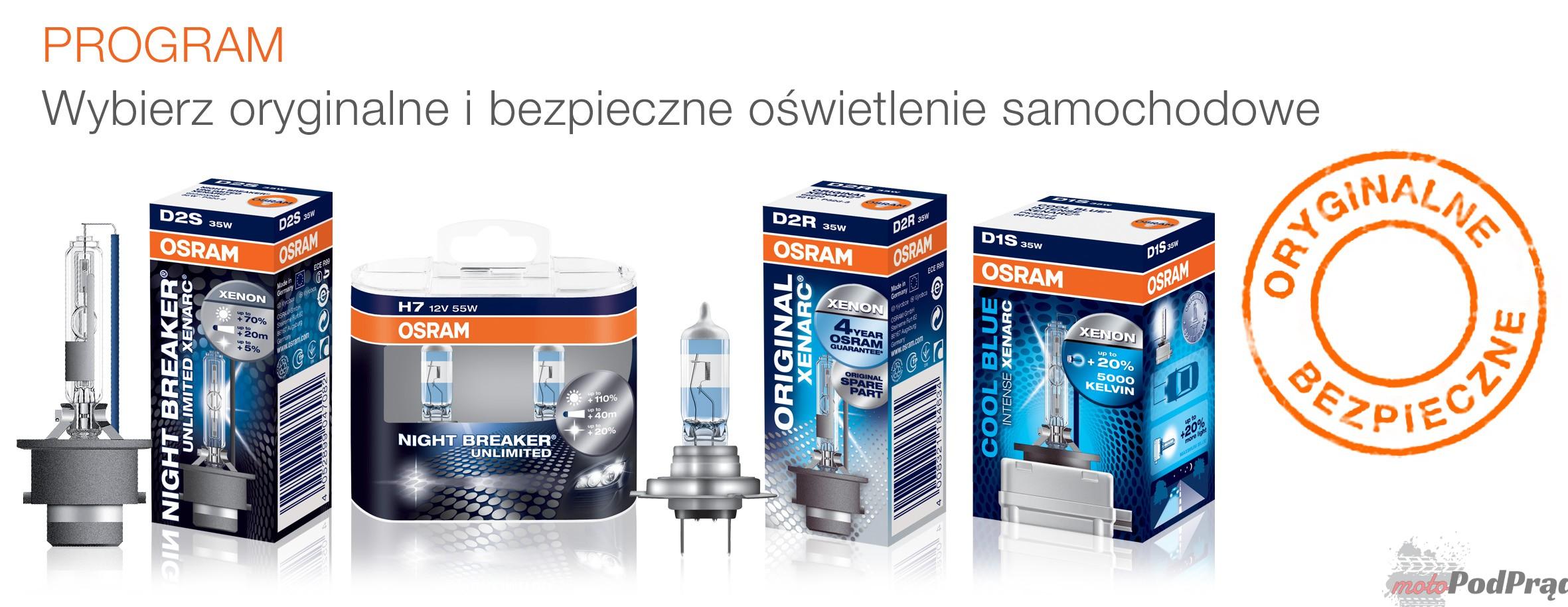 Linia produktów Osram [Konkurs] Wygraj żarówki OSRAM