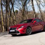 lexus rc 300 h 1 150x150 Lexus RC300H   sportowa hybryda