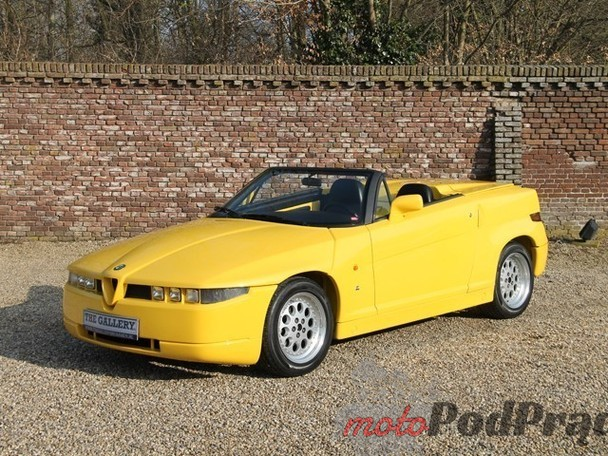 rz 01 5 najfajniejszych modeli Alfy Romeo z lat 90.