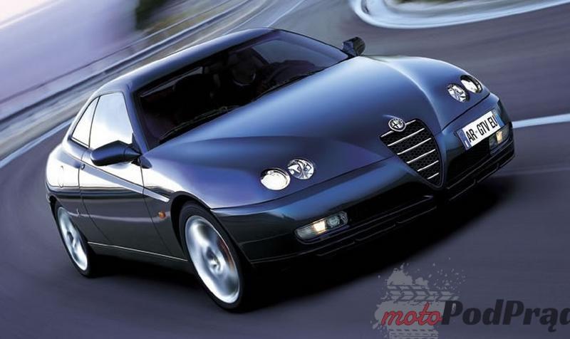 spider 5 najfajniejszych modeli Alfy Romeo z lat 90.