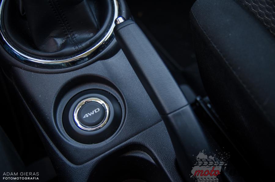 ASX 9 Test: Mitsubishi ASX 1.6 DiD 4WD   nie rzuca się w oczy