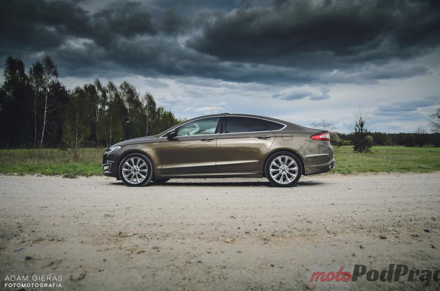 DSC 0014 Test: Ford Mondeo Vignale 2.0 TDCi 210 KM   premium?