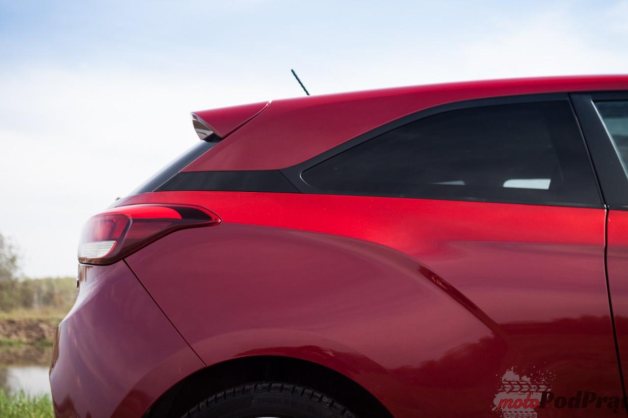 Hyundai i20 coupe 10 Test: Hyundai i20 Coupe   ładny mieszczuch
