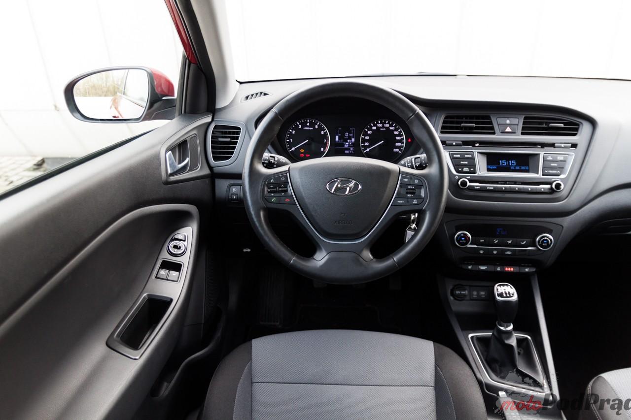 Hyundai i20 coupe 19 Test: Hyundai i20 Coupe   ładny mieszczuch