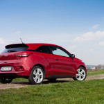 Hyundai i20 coupe 2 150x150 Test: Hyundai i20 Coupe   ładny mieszczuch