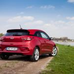 Hyundai i20 coupe 3 150x150 Test: Hyundai i20 Coupe   ładny mieszczuch