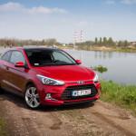 Hyundai i20 coupe 8 150x150 Test: Hyundai i20 Coupe   ładny mieszczuch
